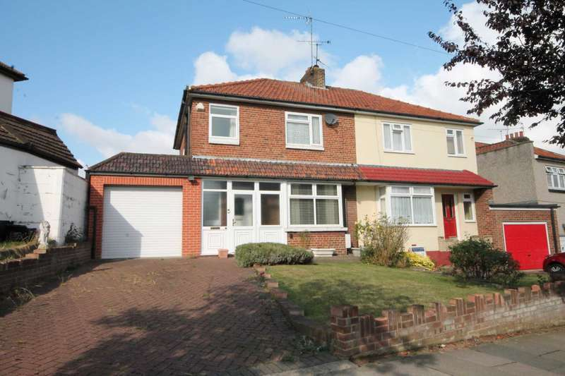 3 Bedrooms House for sale in Midfield Avenue, Barnehurst