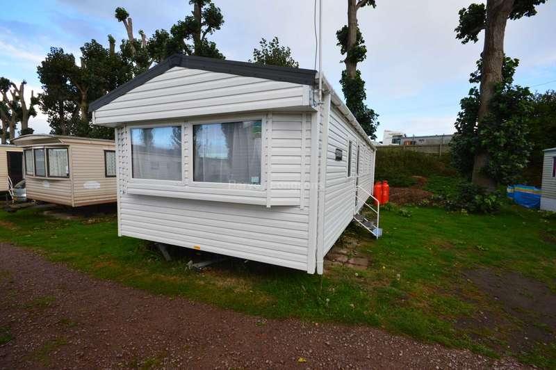 3 Bedrooms Caravan Mobile Home for sale in Felixstowe Beach Holiday Park, Walton Avenue, Felixstowe