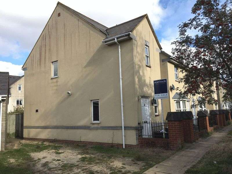 3 Bedrooms Terraced House for sale in Weston Village, Weston-Super-Mare