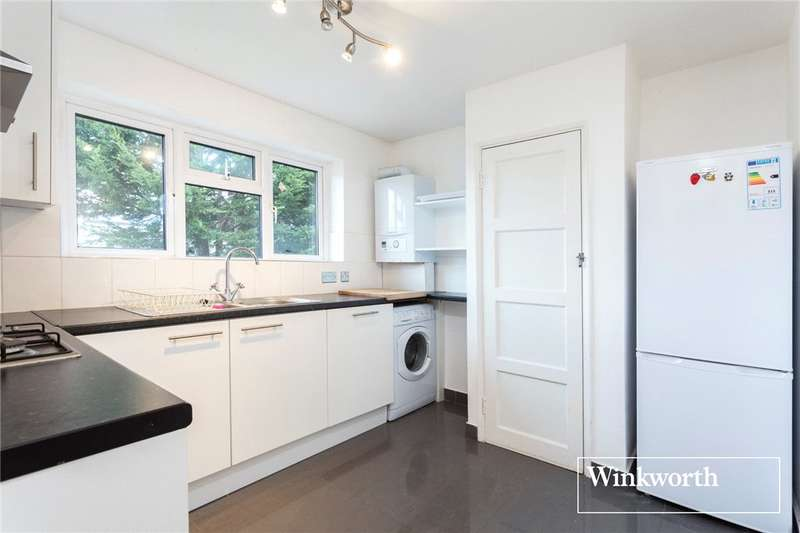 2 Bedrooms Maisonette Flat for sale in Graywood Court, Granville Road, North Finchley, London, N12
