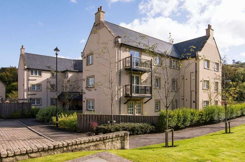 2 Bedrooms Flat for sale in 56 Esk Bridge, Penicuik, Midlothian, EH26 8QR
