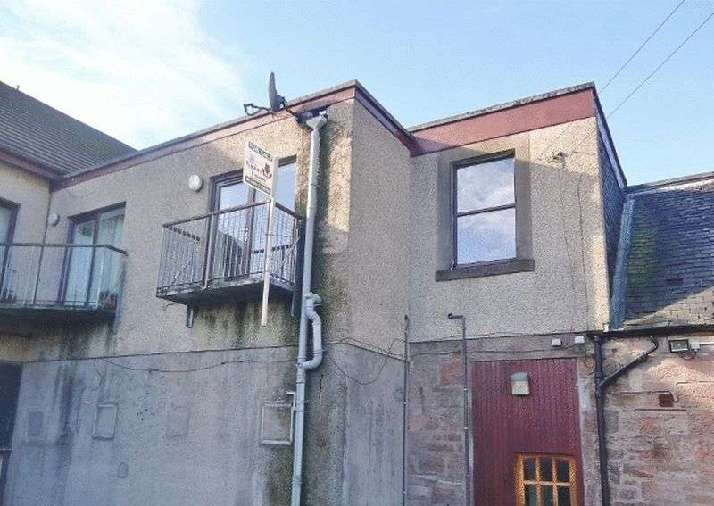2 Bedrooms Flat for sale in 1A THE GREEN, ALVA