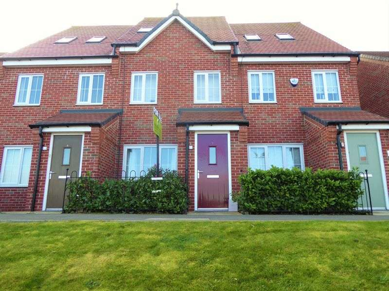 3 Bedrooms Terraced House for sale in Spinner Mews, Ormskirk