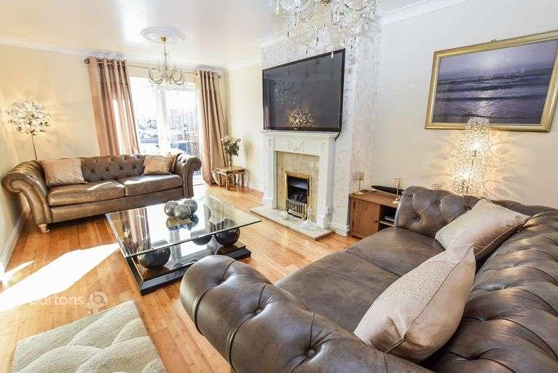 3 Bedrooms Detached Bungalow for sale in Sawn Moor Avenue, Thurcroft
