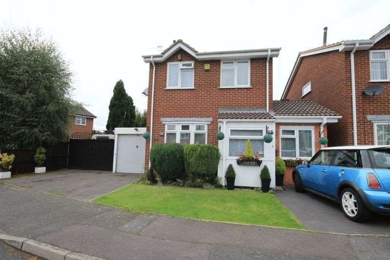 3 Bedrooms Detached House for sale in BEECHLEY DRIVE, OAKWOOD