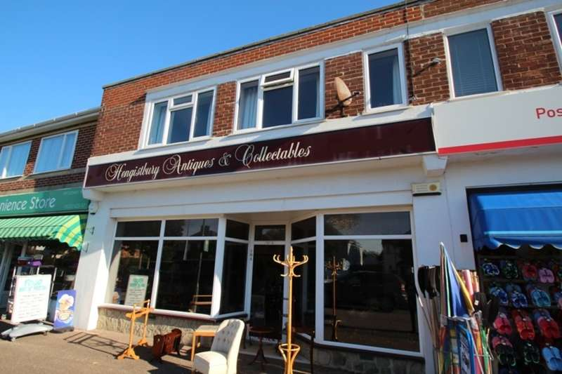 2 Bedrooms Commercial Property for sale in HENGISTBURY HEAD