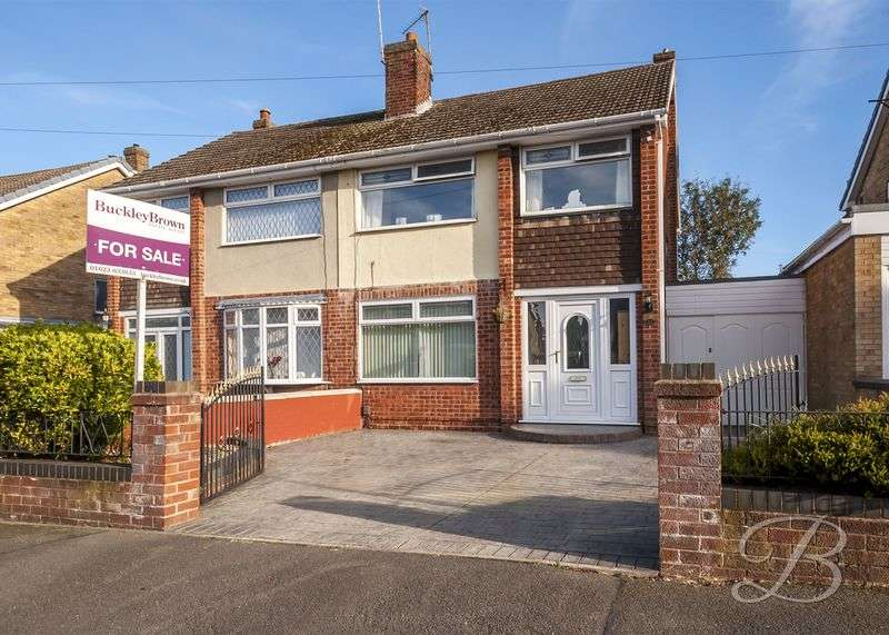 3 Bedrooms Semi Detached House for sale in Chester Street, Mansfield
