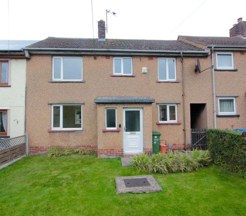 3 Bedrooms Terraced House for sale in Maes Yr Efail, Henllan