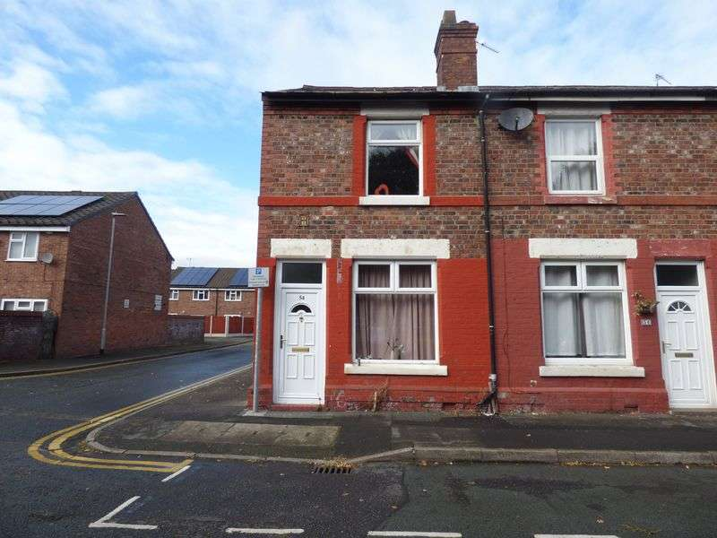 2 Bedrooms Terraced House for sale in Chorley Street, Warrington