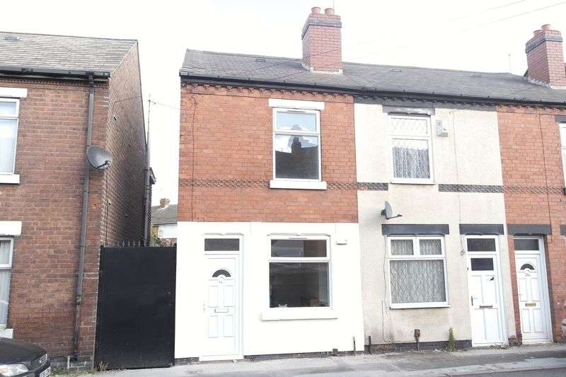 2 Bedrooms Terraced House for sale in Bentley Lane, Walsall