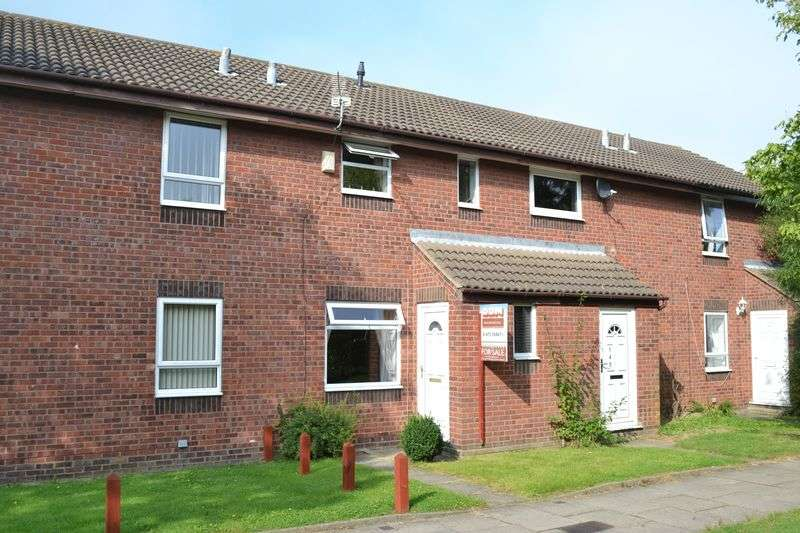 2 Bedrooms Terraced House for sale in Orion Way, Laceby Acres, Grimsby