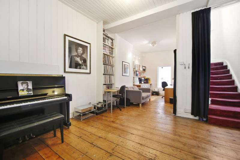 3 Bedrooms Terraced House for sale in Royal College Street, London, NW1