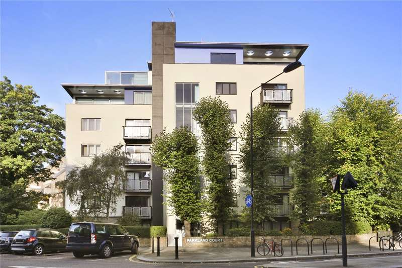 2 Bedrooms Flat for sale in Parkland Court, Addison Road, W14