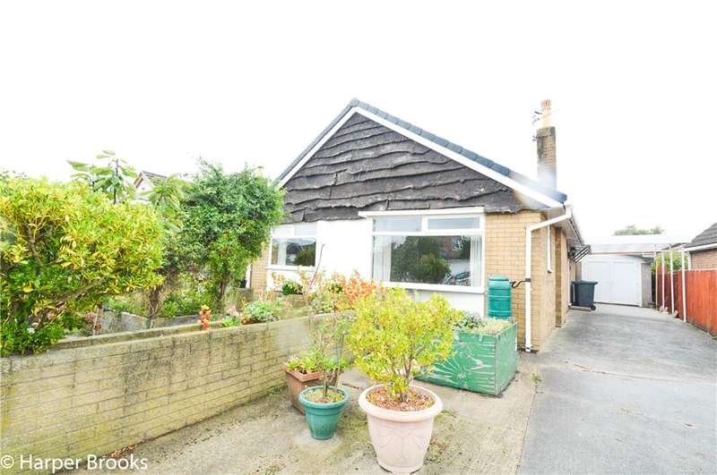 2 Bedrooms Detached Bungalow for sale in Ribble Avenue, Freckleton, Preston, PR4