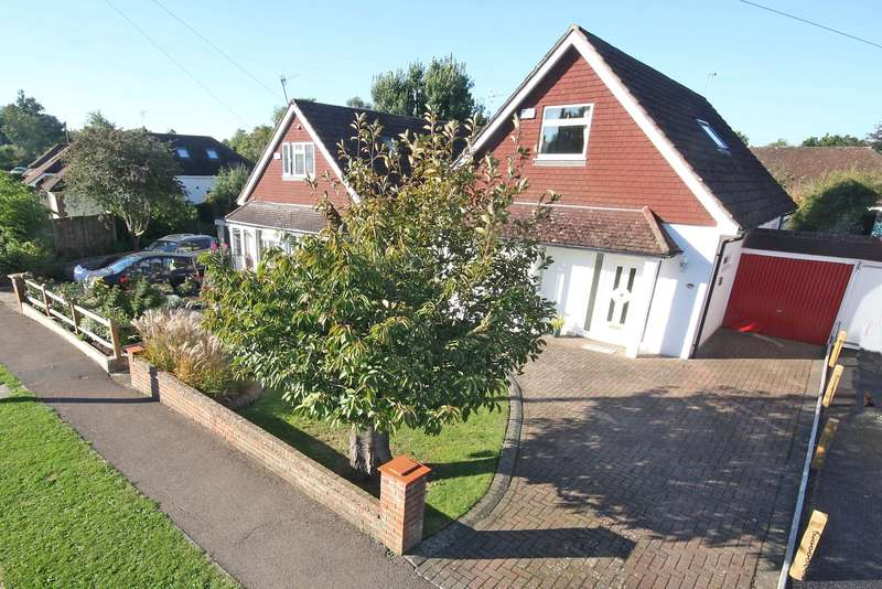 3 Bedrooms Detached Bungalow for sale in Park View Road, Salfords, RH1