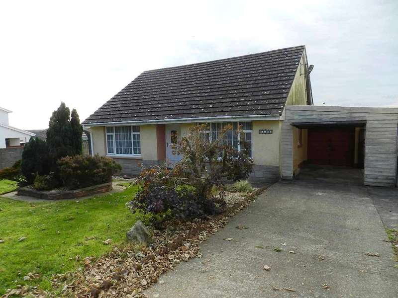 4 Bedrooms Detached House for sale in Ty Twt, The Beacon, Rosemarket, Milford Haven