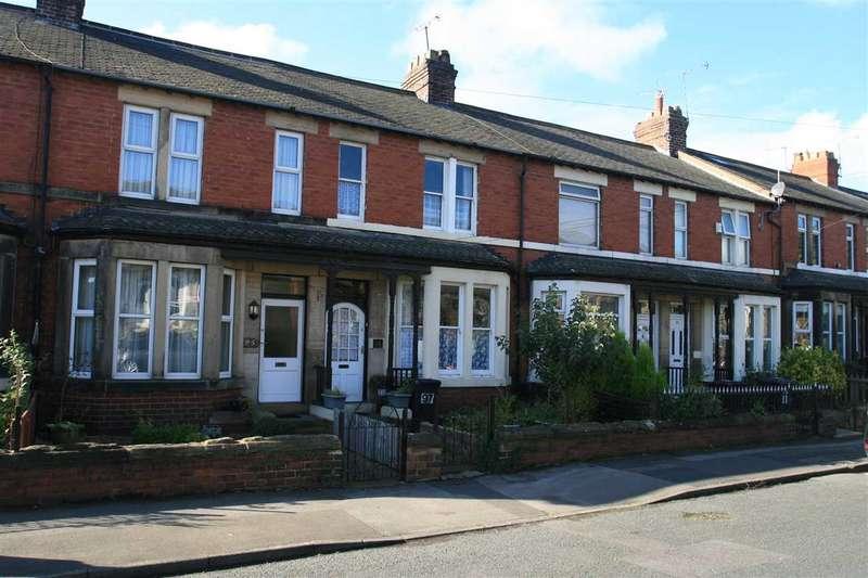 3 Bedrooms Terraced House for sale in The Avenue, Harrogate