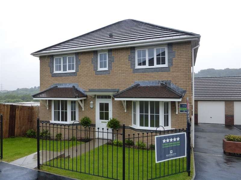 4 Bedrooms Detached House for sale in Crymlyn Grove, Skewen