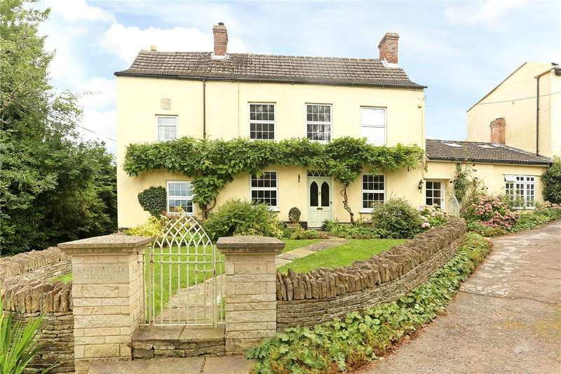4 Bedrooms Semi Detached House for sale in Pitt Court, North Nibley, Gloucestershire, GL11