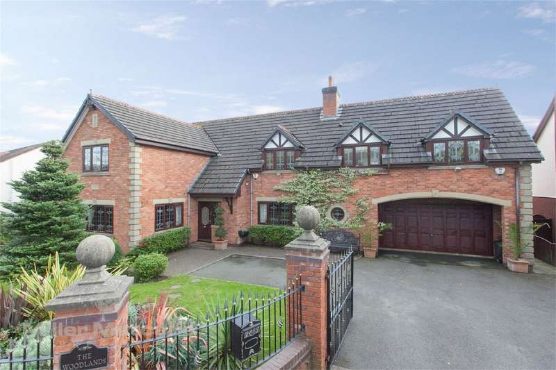 7 Bedrooms Detached House for sale in Wood End, Lilford Park, Leigh, Lancashire