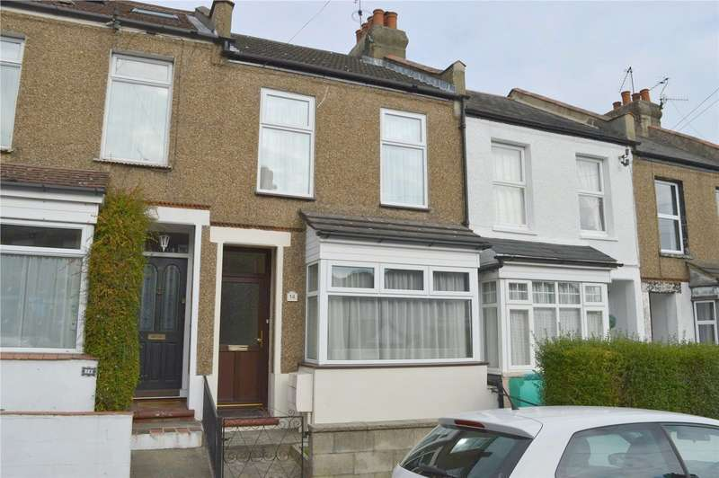 2 Bedrooms Terraced House for sale in Woodman Road, Coulsdon