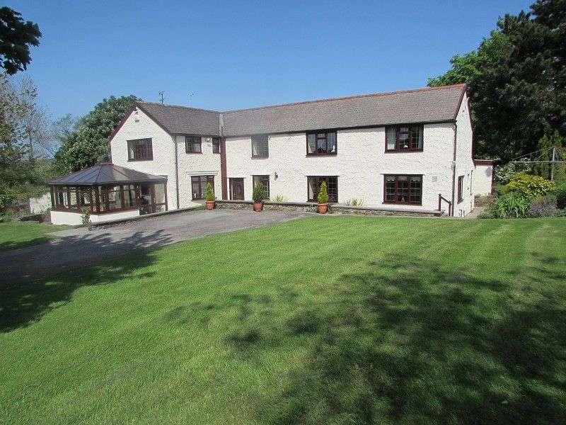 4 Bedrooms Detached House for sale in Pentwyn Cottage Llanilid, Pencoed, Bridgend. CF35 5HU