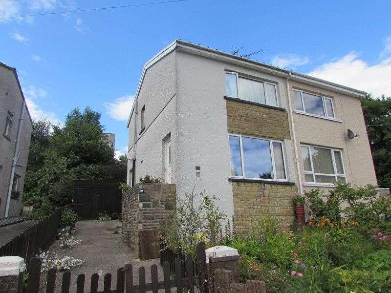 2 Bedrooms Semi Detached House for sale in Tan-y-bryn , Pencoed, Bridgend. CF35 6RT