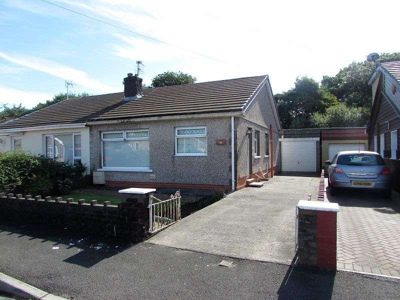 2 Bedrooms Semi Detached House for sale in Heol Croesty , Pencoed, Bridgend. CF35 5LS