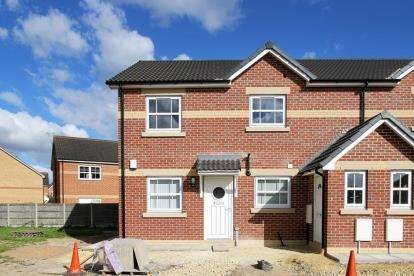 2 Bedrooms Flat for sale in Middlefield Close, Hatfield, Doncaster