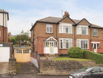 3 Bedrooms Semi Detached House for sale in Louth Road, Sheffield