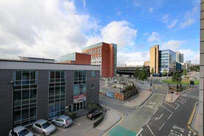 1 Bedroom Flat for sale in A G 1, 1 Furnival Street, Sheffield, South Yorkshire