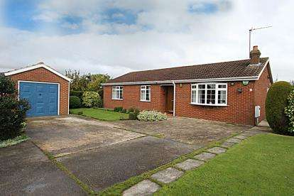 3 Bedrooms Bungalow for sale in Broad Place, Hodthorpe, Worksop