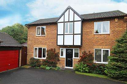 4 Bedrooms Detached House for sale in Lundwood Grove, Owlthorpe, Sheffield, South Yorkshire