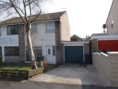 3 Bedrooms Semi Detached House for sale in Pickup Road, Rishton, Blackburn, Lancashire