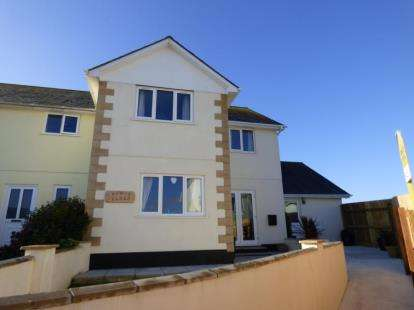 4 Bedrooms Semi Detached House for sale in Indian Queens, St. Columb, Cornwall