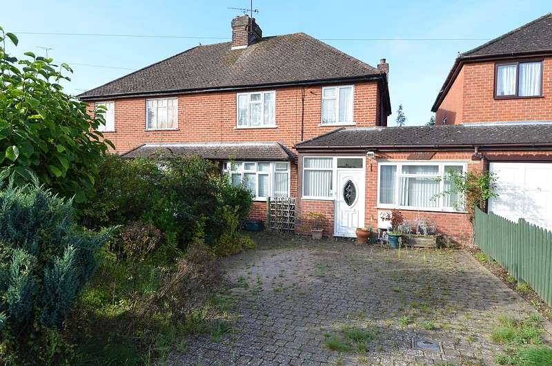 3 Bedrooms Terraced House for sale in Chalklands, Bourne End, SL8