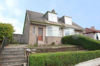 2 Bedrooms Semi Detached House for sale in Kings Park Avenue, Rutherglen