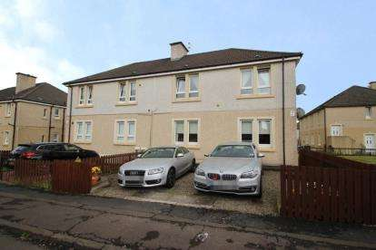 1 Bedroom Flat for sale in Gartliston Terrace, Bargeddie, Glasgow