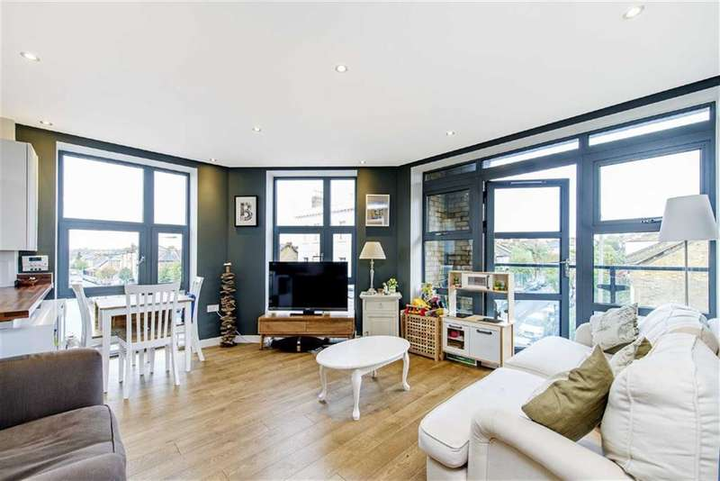 2 Bedrooms Property for sale in Oldridge Road, Balham