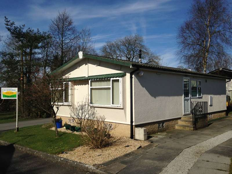 2 Bedrooms Mobile Home for sale in 15 The Spinney, Tosside