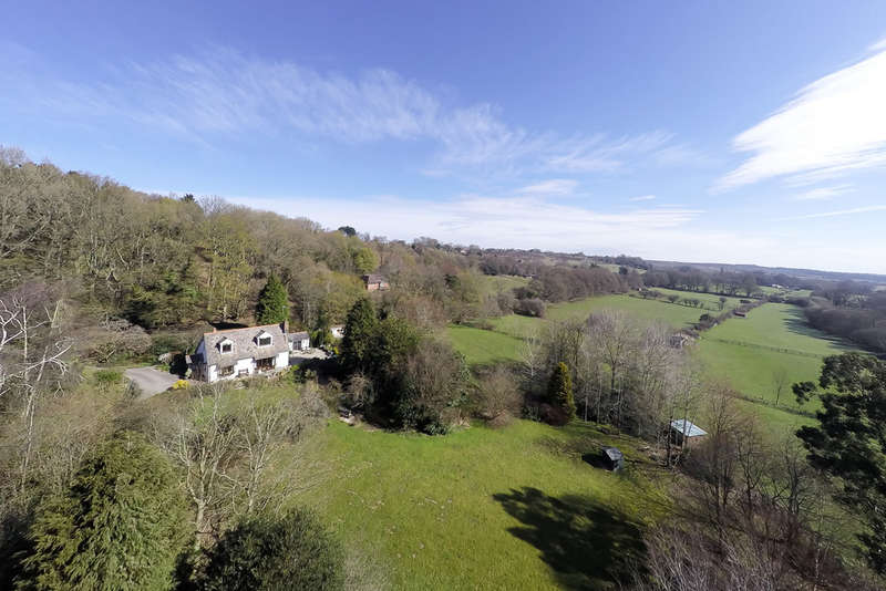 4 Bedrooms Chalet House for sale in Hyde, New Forest, Hampshire