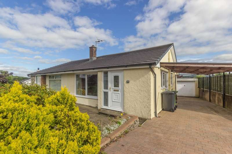 2 Bedrooms Semi Detached Bungalow for sale in 15 Westwood Avenue, Kendal