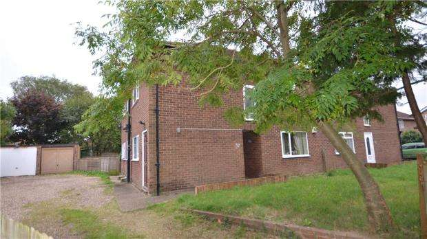2 Bedrooms Maisonette Flat for sale in Bath Road, Maidenhead, Berkshire