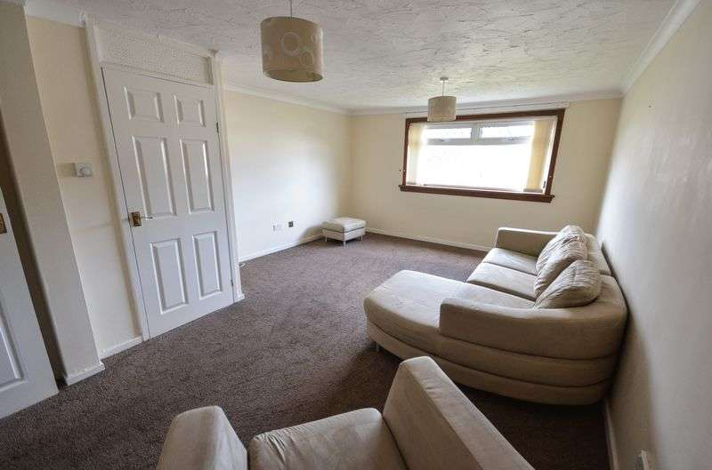 3 Bedrooms Maisonette Flat for sale in Tiree Court, Cumbernauld