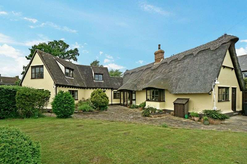 4 Bedrooms Detached House for sale in Gamlingay,Bedfordshire