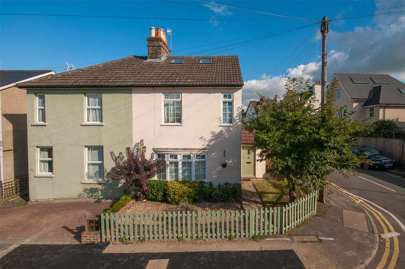 4 Bedrooms Semi Detached House for sale in South Road, Reigate, Surrey, RH2