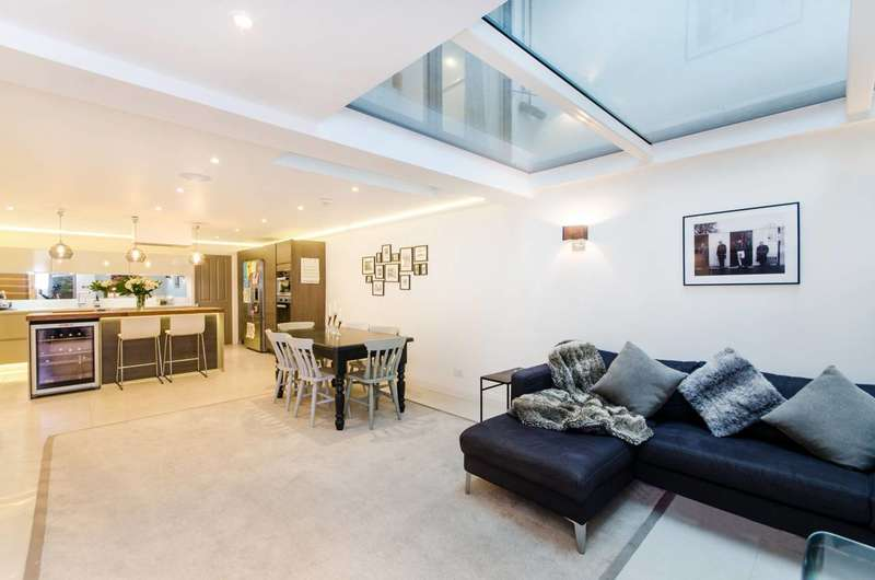 4 Bedrooms House for sale in Billing Road, Chelsea, SW10