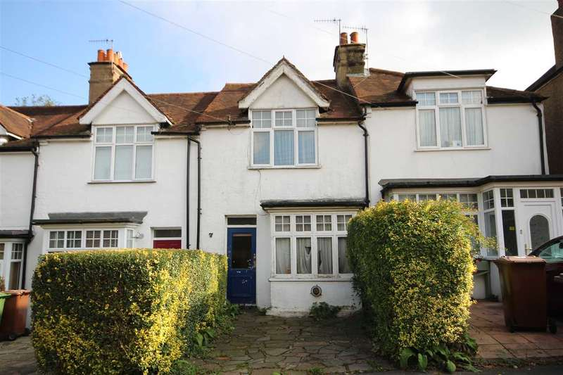 2 Bedrooms House for sale in Titian Avenue, Bushey Heath, WD23