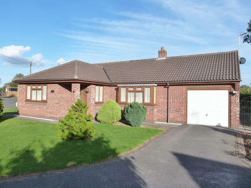 2 Bedrooms Detached Bungalow for sale in Lancaster Close, Spilsby