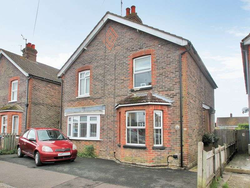 2 Bedrooms Semi Detached House for sale in Morton Road, East Grinstead, West Sussex